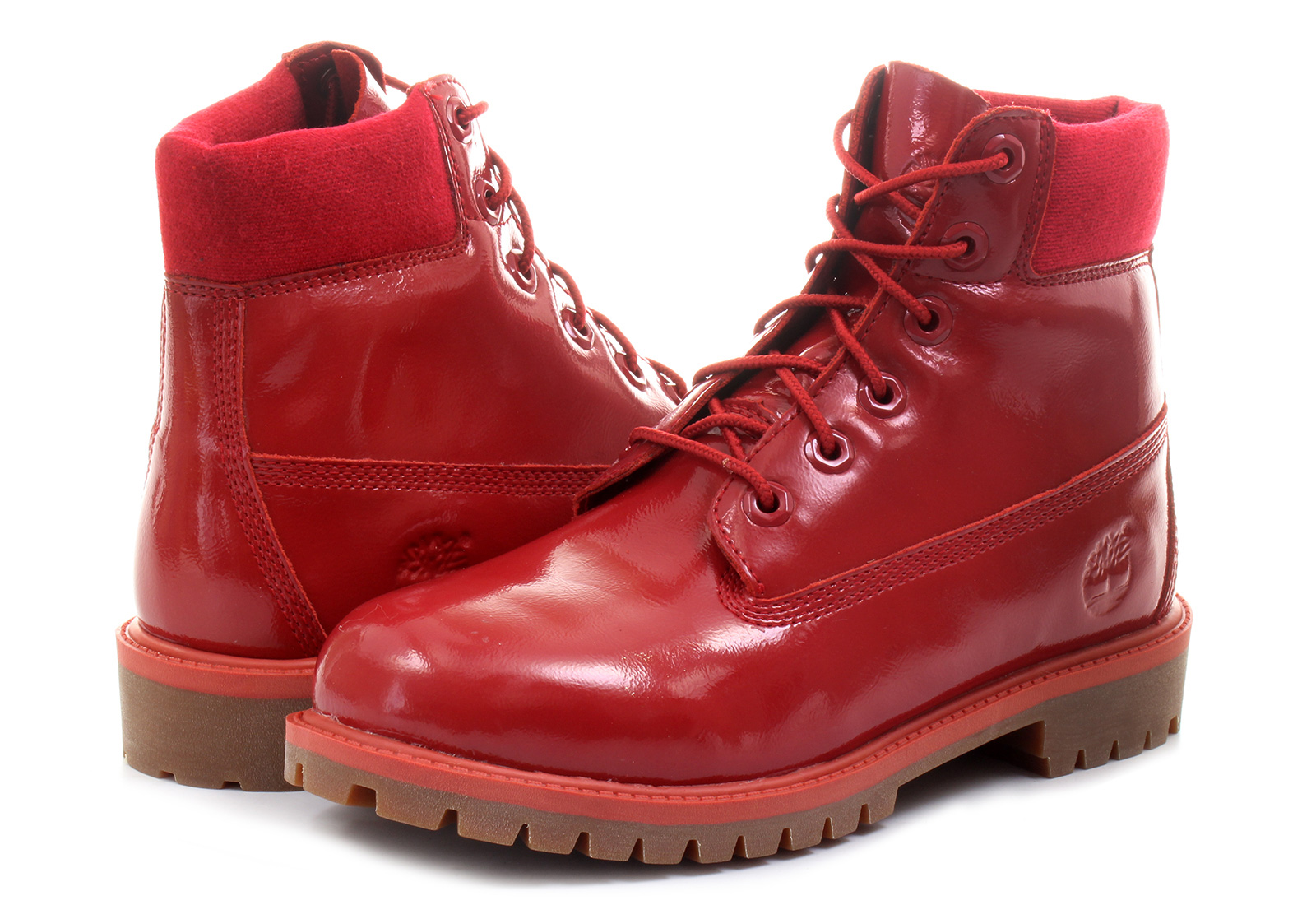 Timberland Topánky - 6 Inch Premium Boot - a151b-ros - Tenisky ... 5a36087a89f