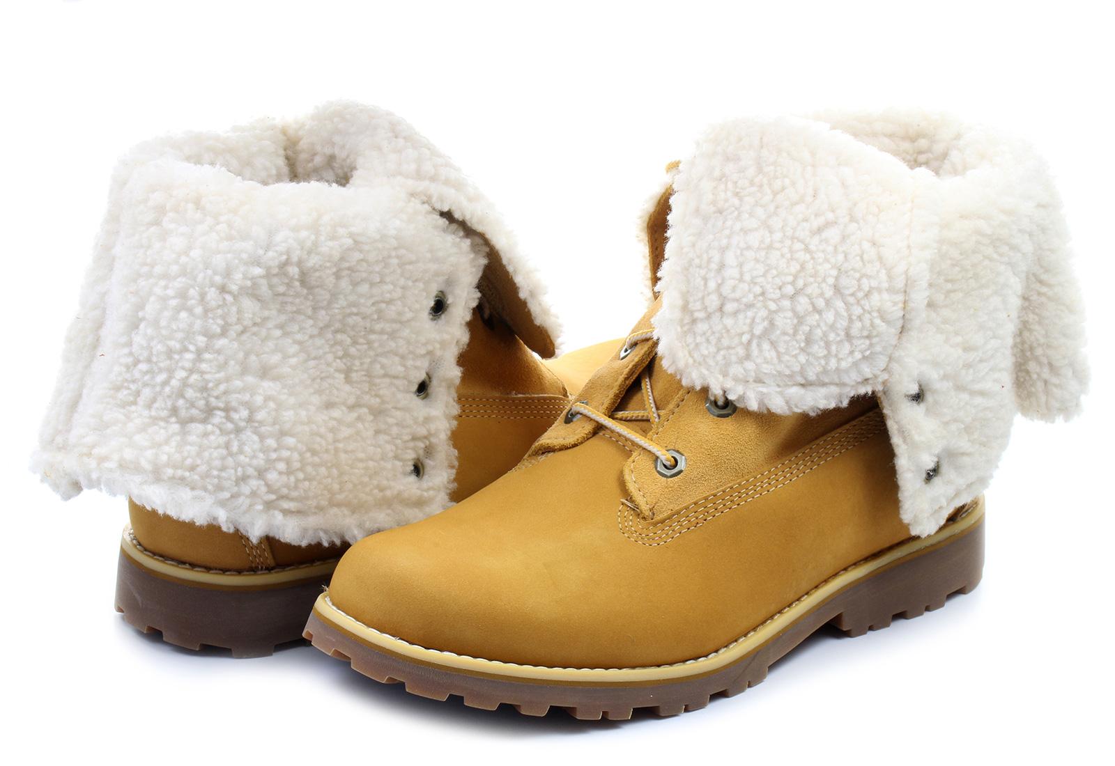 Enderezar Puñado Cuadrante  Timberland Buty Zimowe - 6-Inch Shrl Boot - a156n-whe - Obuwie i buty  damskie, męskie, dziecięce w Office Shoes