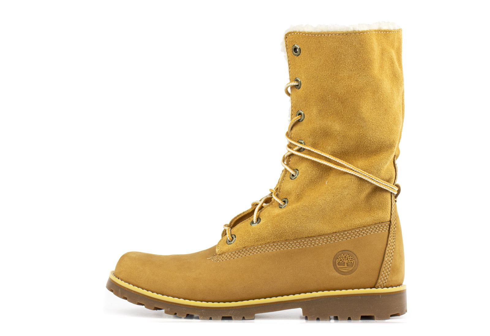 Timberland Topánky - 6 Inch Shrl Boot - a156n-whe - Tenisky f84ae126c41