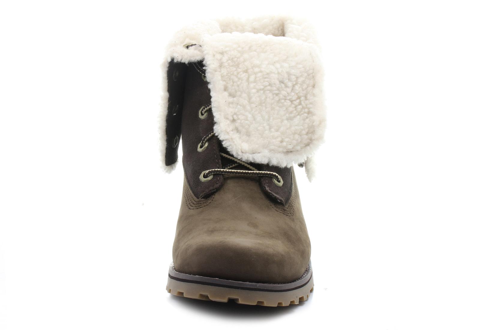 timberland shearling boots