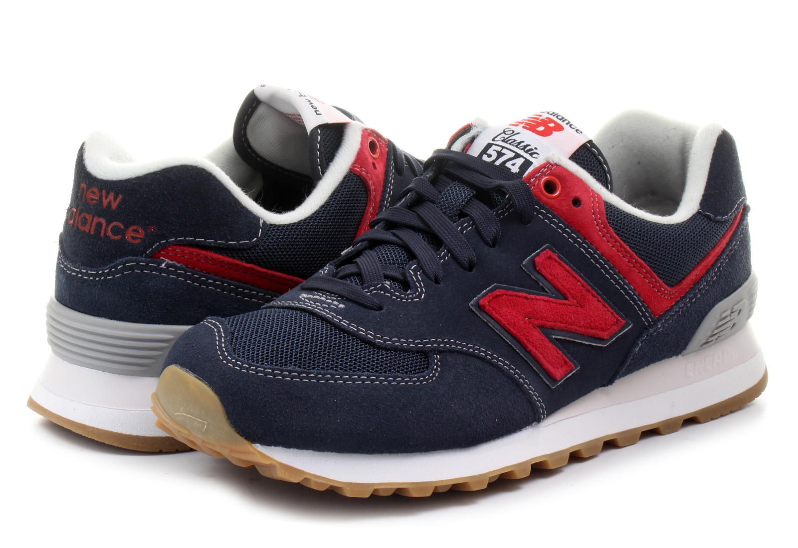 new balance shoes ml574 ml574wdh online shop for sneakers shoes and boots. Black Bedroom Furniture Sets. Home Design Ideas