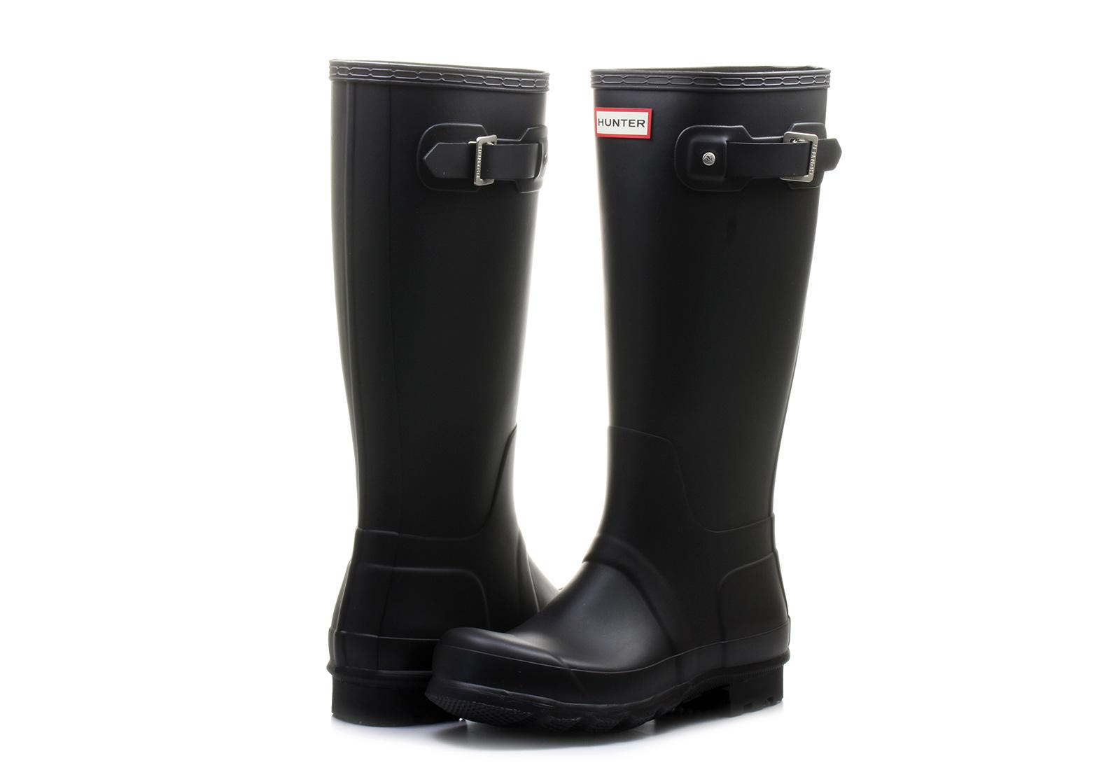 Hunter Boots - Mens Original Tall - t9000rma-blk - Online ...