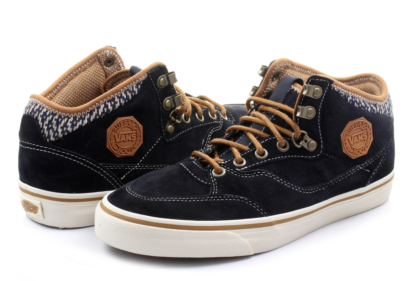 Vans Tornacipő - Buffalo Boot Mte - V183GT9 - Office Shoes Magyarország b98db1c275