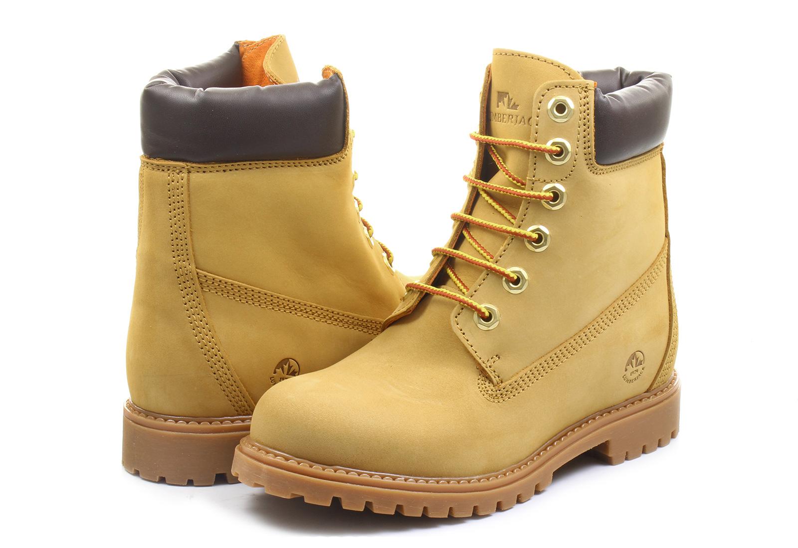 Lumberjack Boots RIVER Réduction Fiable Acheter Plus Bas Prix Pas Cher Où Acheter Des Biens Pas Cher Footaction ZJffvu9O