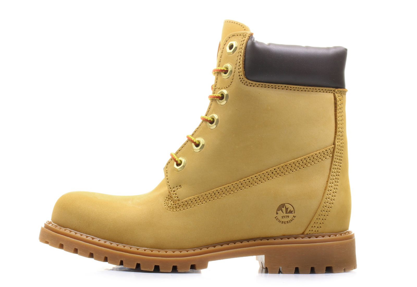 Lumberjack Boots River Wedge W01016 D01 Whe Online