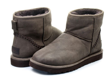 90a05f71731 Ugg Boots - M Classic Mini Deco Capra - 1009687-CHO - Online shop for  sneakers, shoes and boots