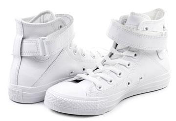 purchase cheap c15a8 e95ff Converse Sneakers - Chuck Taylor All Star Brea Leather Hi