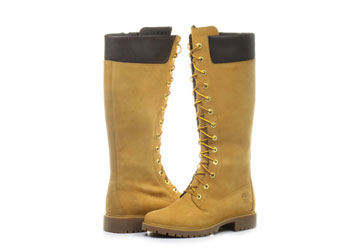 Timberland Vysoké boty 14 In Premium Side Zip Boot