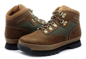 Timberland Buty Euro Hiker a12vr brn Obuwie i buty damskie, męskie, dziecięce w Office Shoes