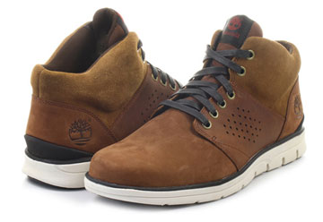finest selection 7328e 54530 Timberland Boots - Bradstreet Half Cab - a13ep-brn - Online shop for  sneakers, shoes and boots