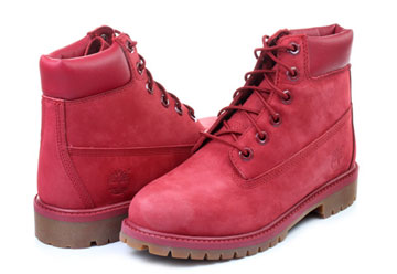sale online temperament shoes presenting Timberland Vodootporne Crvena Duboke Cipele - 6 Inch Premium Boot - Office  Shoes Srbija