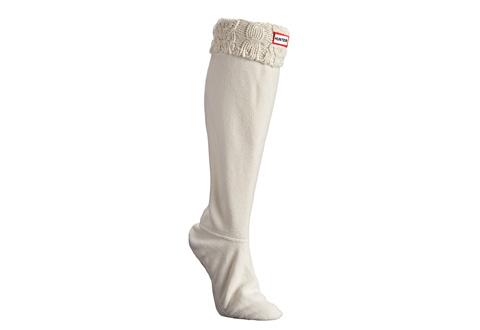 Hunter Șosete 6 Stitch Cable Boot Sock