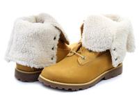 Timberland-Kepuce me qafe-6 Inch Shearling Boot