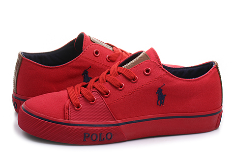 Polo Ralph Lauren Shoes Cantor Low-ne
