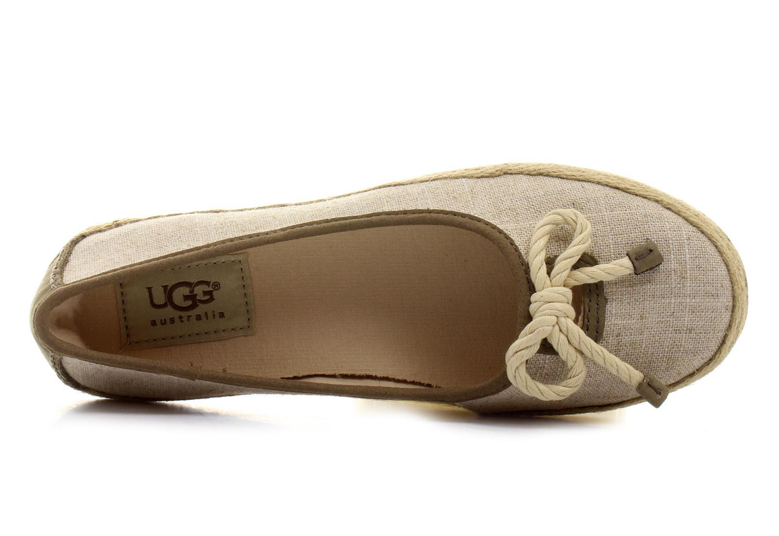Ugg Syleste Flat Slip On Shoes