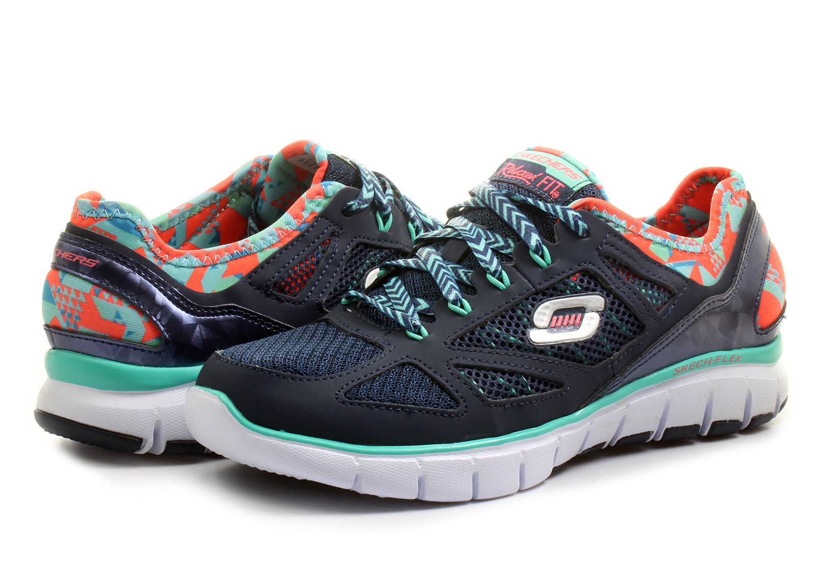 Skechers Shoes Born in in Manhattan Beach, California, Skechers takes great pride in the wide assortment of products they offer today's customer. From boots and shoes to sneakers or sandals, Skechers will always be an attractive choice for the savvy customer.