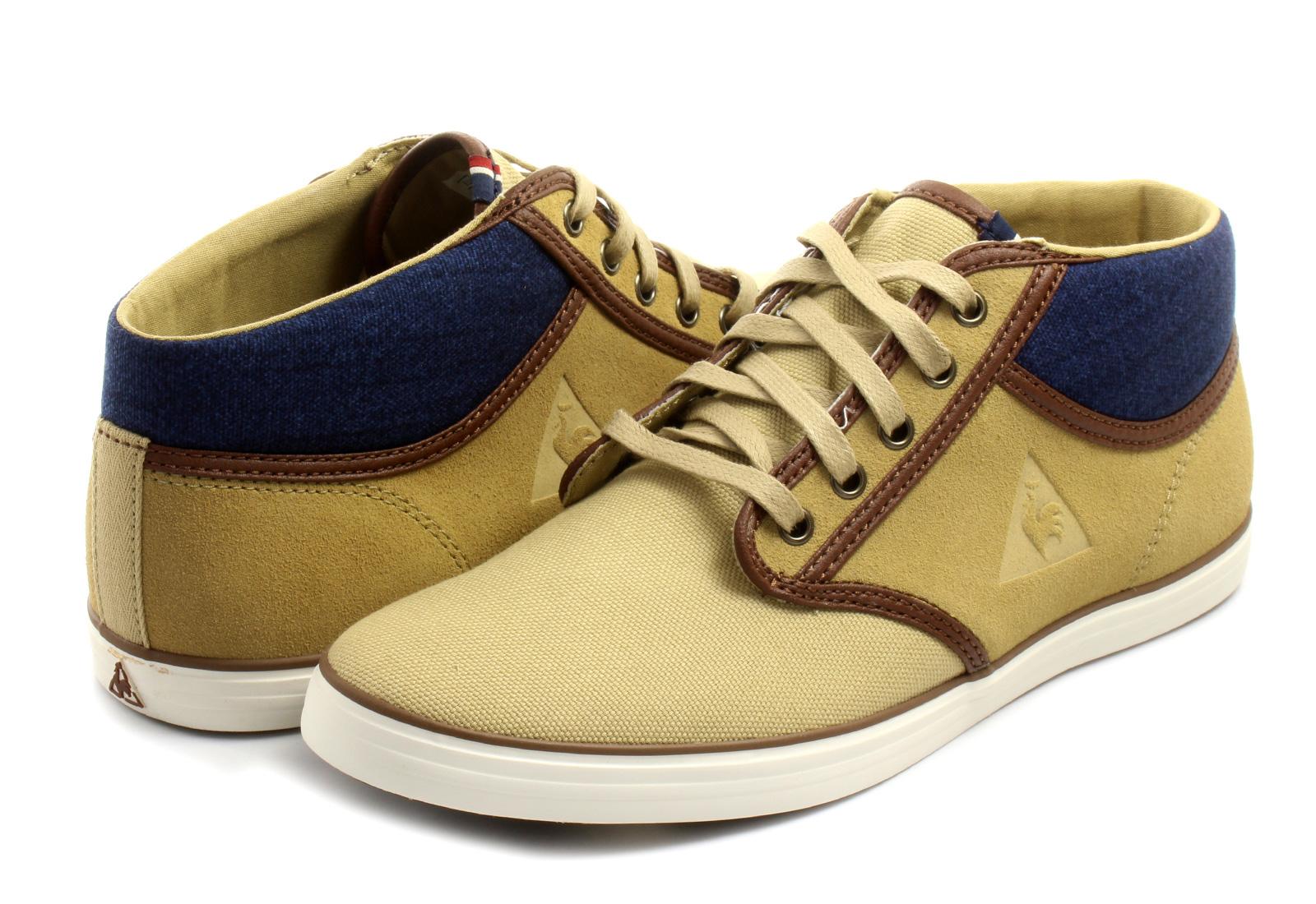 le coq sportif shoes brancion 1510164 online shop. Black Bedroom Furniture Sets. Home Design Ideas