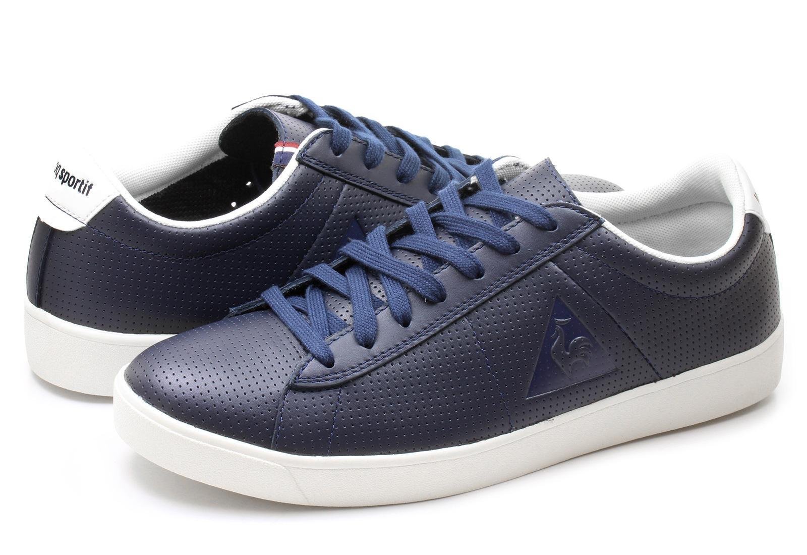 le coq sportif shoes dax punched 1511197 online shop. Black Bedroom Furniture Sets. Home Design Ideas