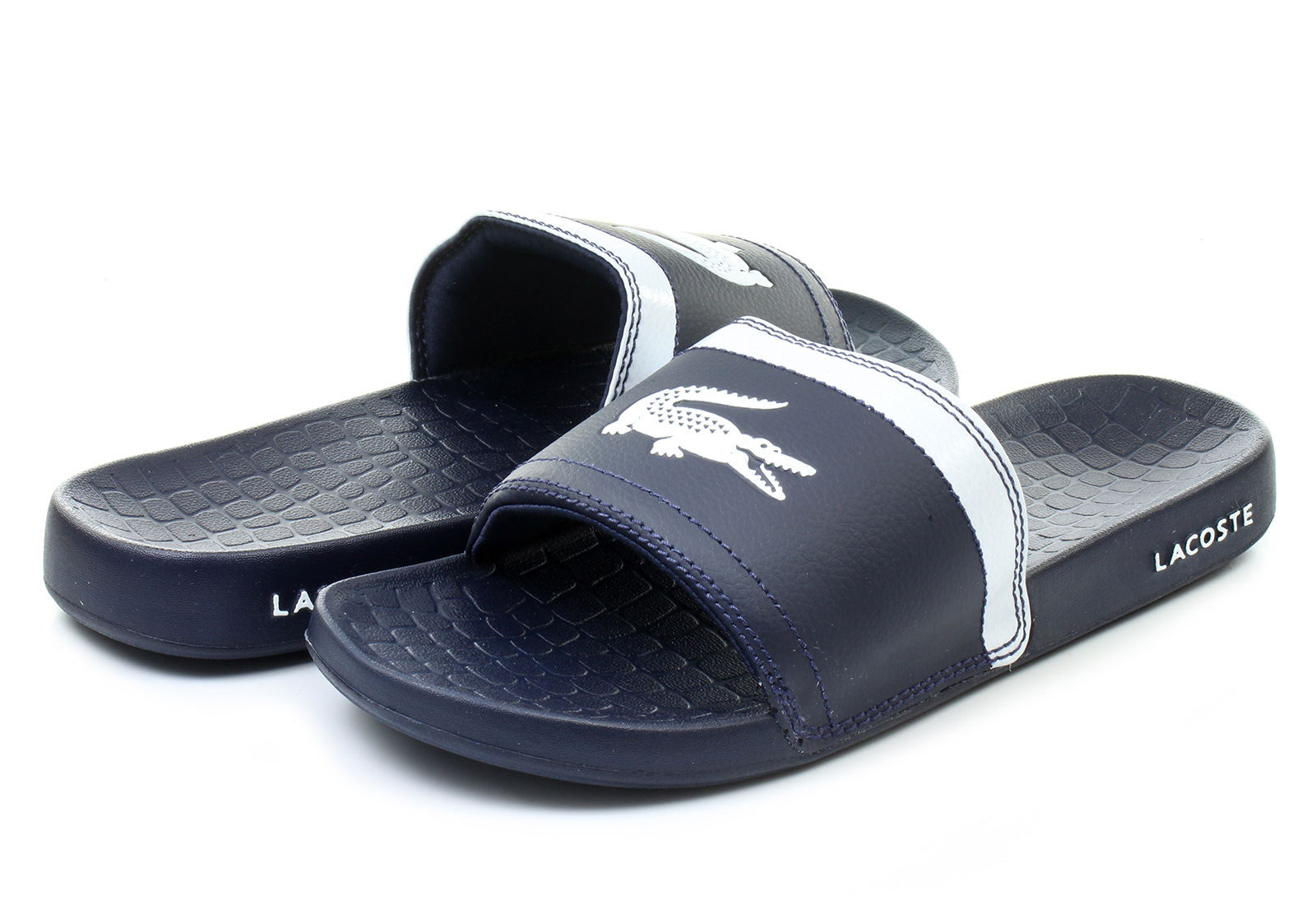 2807ef05b98d Lacoste Slippers - Fraisier - 151spm0057-121 - Online shop for ...