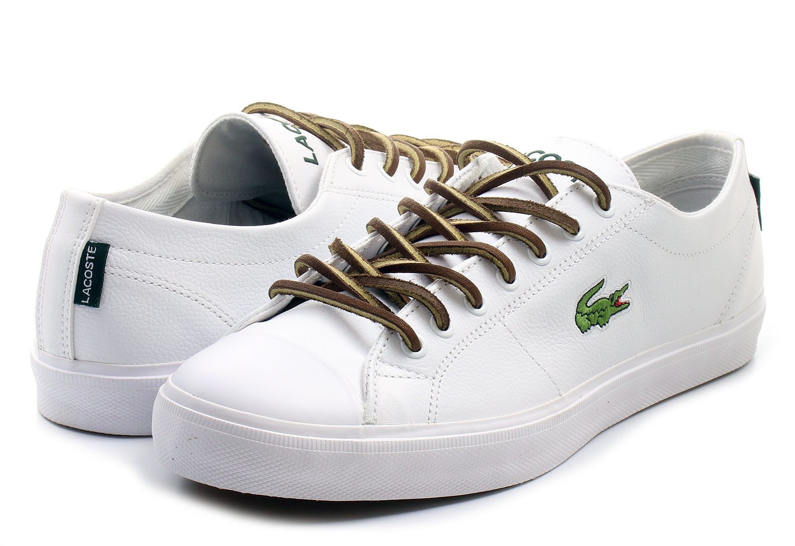 524481e1 Lacoste Sneakers - Marcel Chunky Leather - 151spm0065-21g - Online shop for  sneakers, shoes and boots