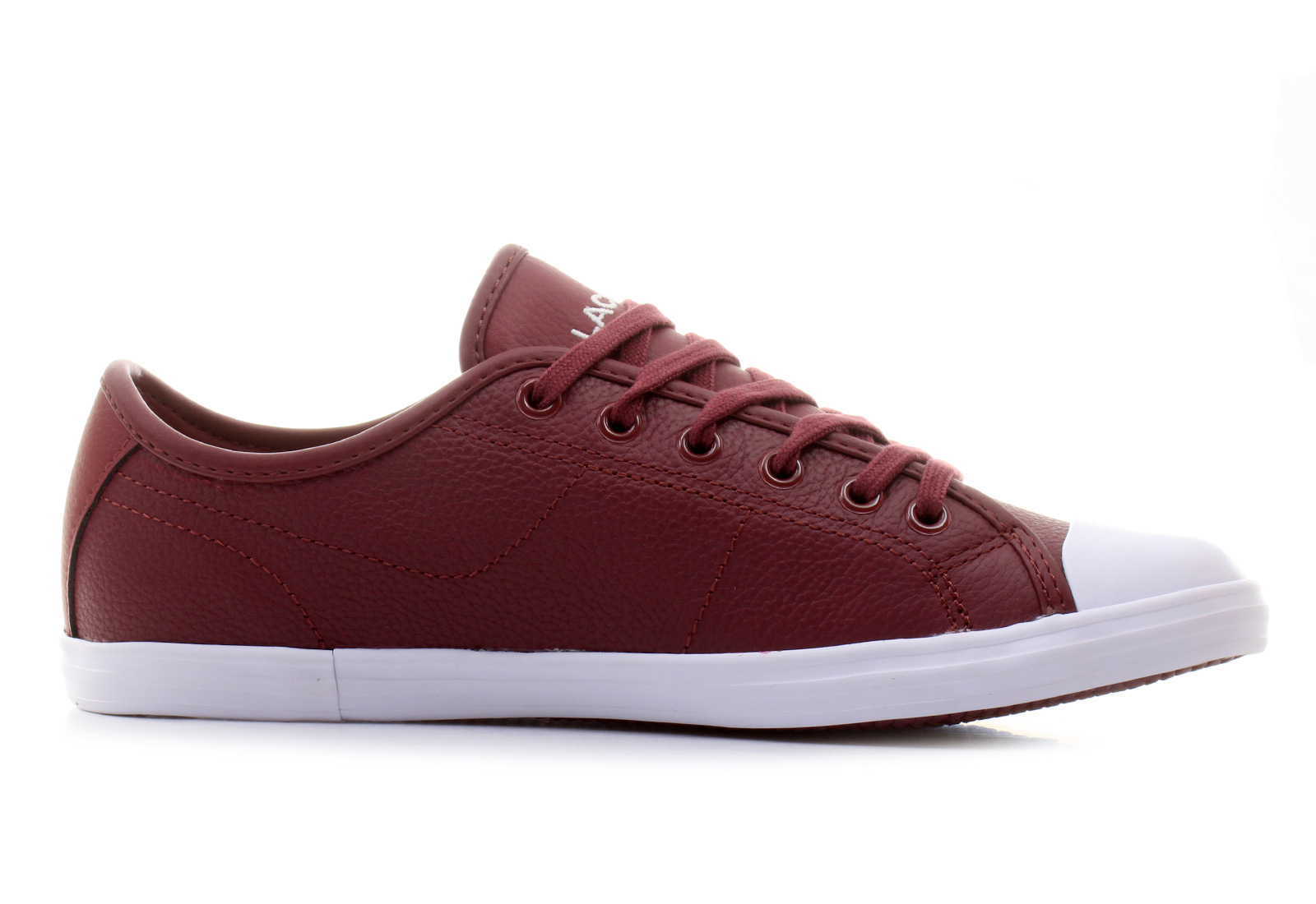 d4f2a9919 Lacoste Sneakers - Ziane Sneaker Leather - 151spw1046-dr2 - Online ...