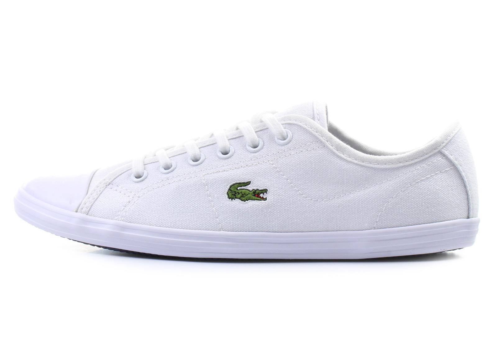 lacoste sneakers ziane sneaker canvas 151spw114621g