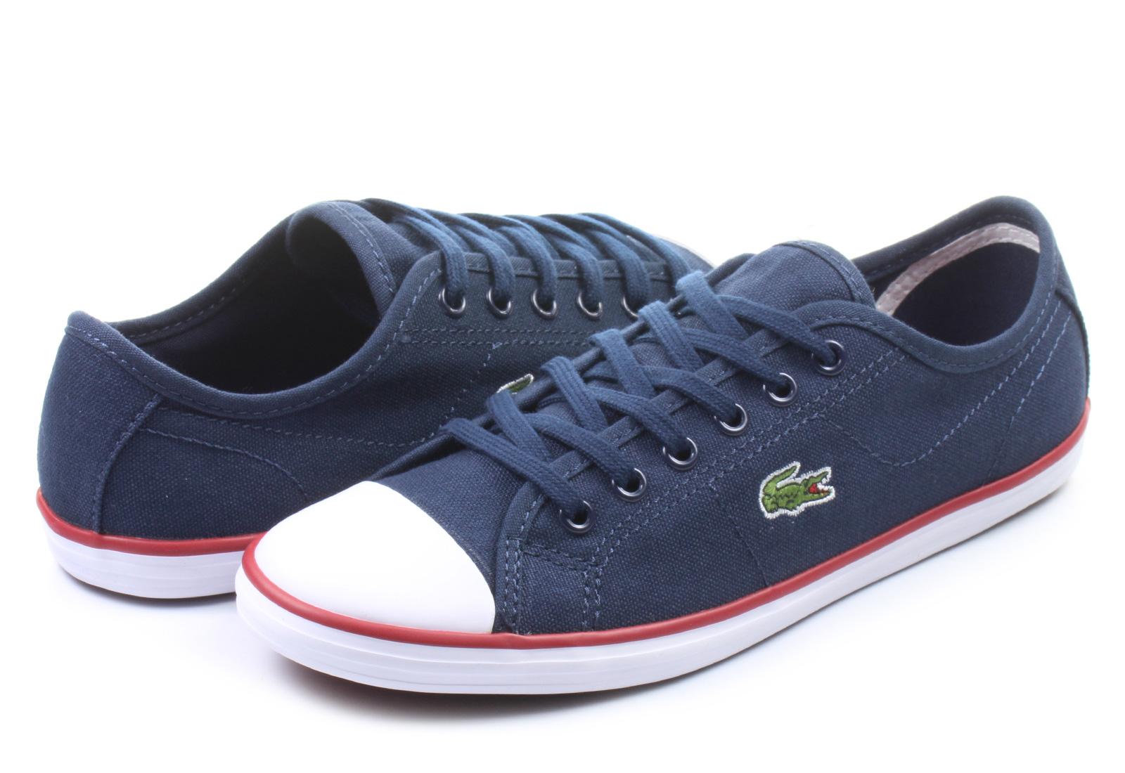 Lacoste Tenisky - Ziane Sneaker Canvas - 151spw1146-db4 - Tenisky ... 16155b8b69