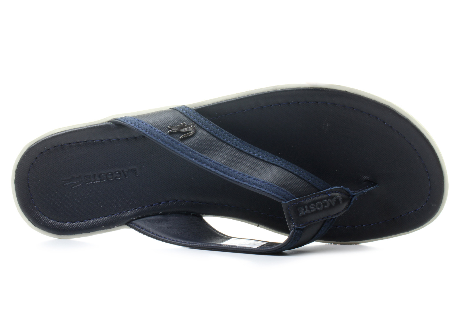 d8b40aec1a1e99 Lacoste Slippers - Carros - 151srm2115-120 - Online shop for ...