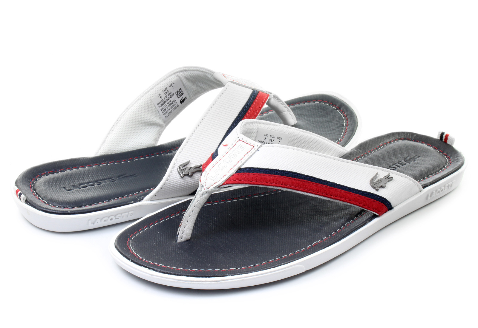 f0de0ead17efb8 Lacoste Slippers - Carros - 152srm2404-b98 - Online shop for ...