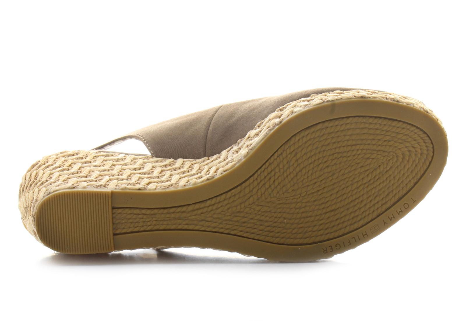 60f97bb6982a Tommy Hilfiger Platforma Sive Sandale - Elba 17d - Office Shoes ...