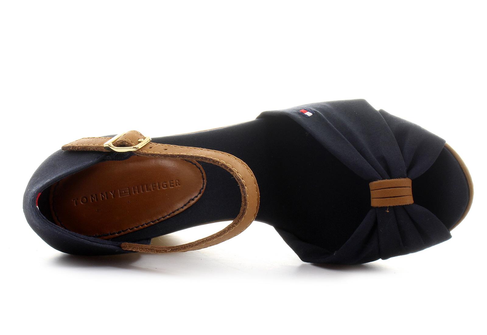 tommy hilfiger sandals emery 54d 15s 8540 403 online shop for. Black Bedroom Furniture Sets. Home Design Ideas