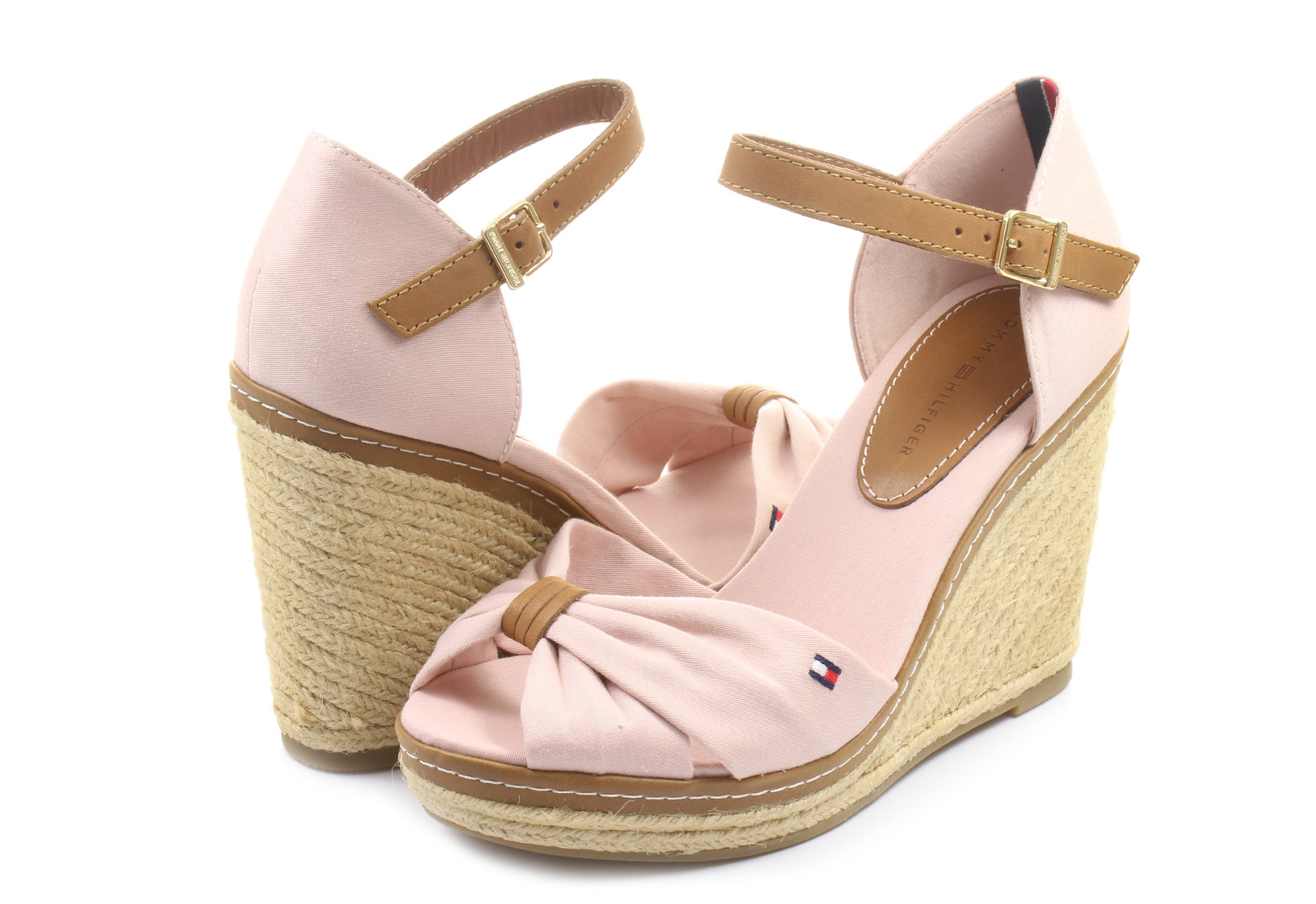 tommy hilfiger platforma roze sandale emery 54d office shoes online  trgovina obu e 6269647935