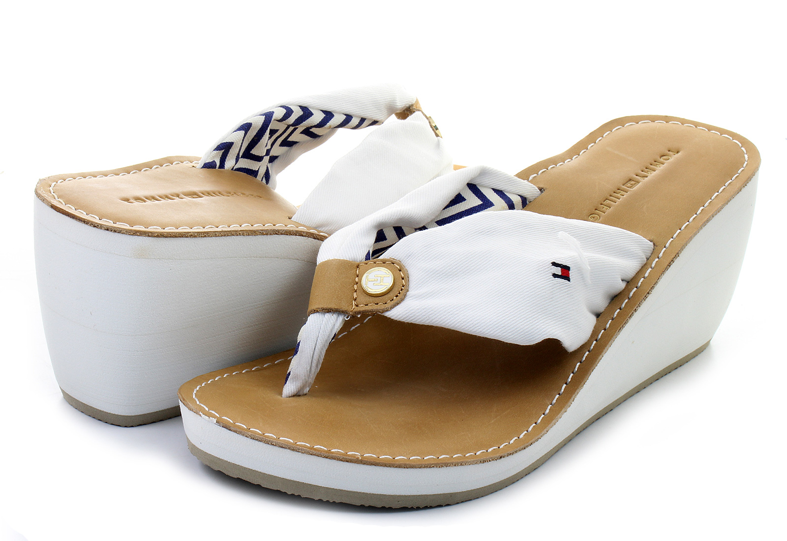 Tommy Hilfiger Slippers - Myriam 9d - 15S-8719-100 - Online shop for ... 9e6d0be906