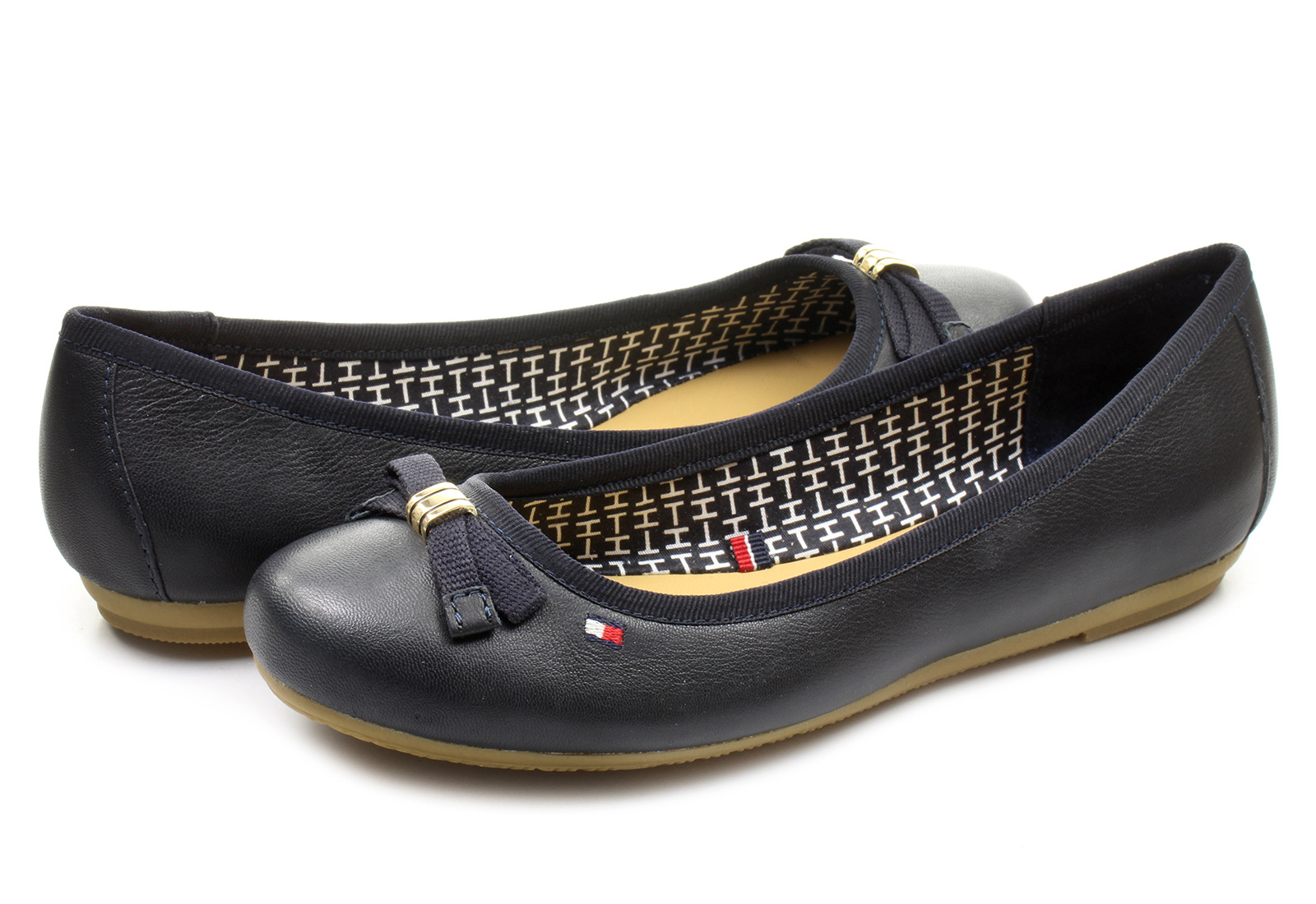 468e58ee1b036 Tommy Hilfiger Baleriny - Camilla 51a - 15S-8897-403 - Obuwie i buty ...
