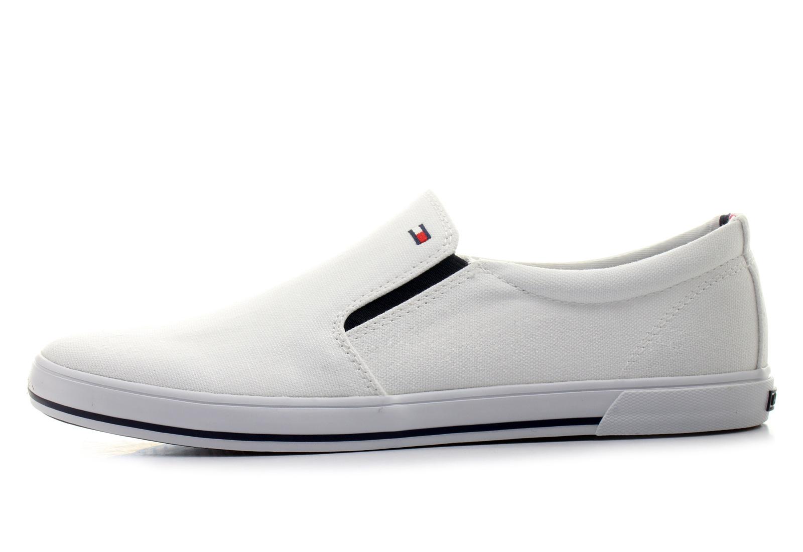 Tommy Hilfiger Slip-on - Harry 2d - 15S-9023-100 - Online shop for ... 732682636e
