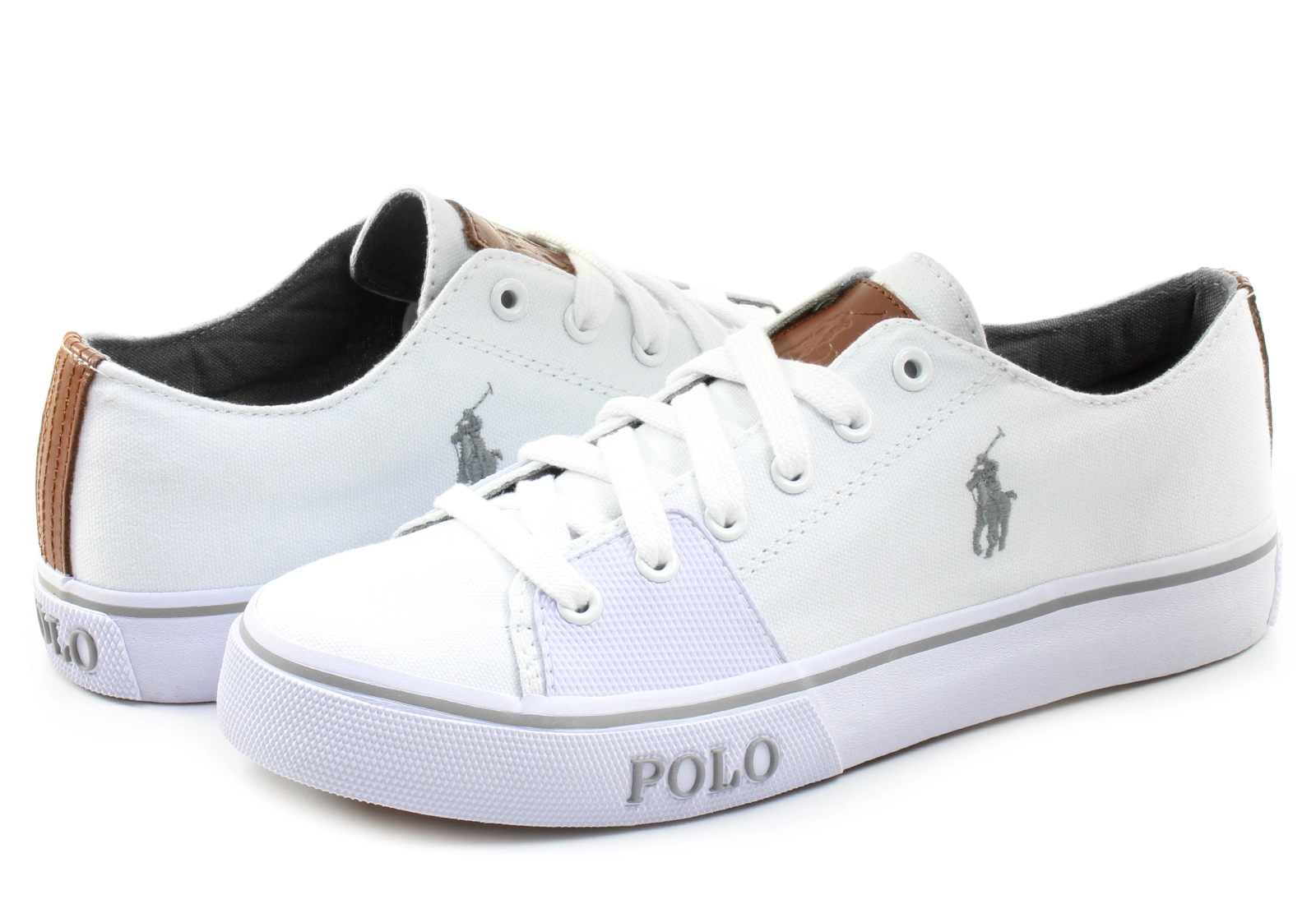Polo Ralph Lauren Cipő - Cantor Low-ne - 2003-C-A1557 - Office Shoes ... c0f123c0de