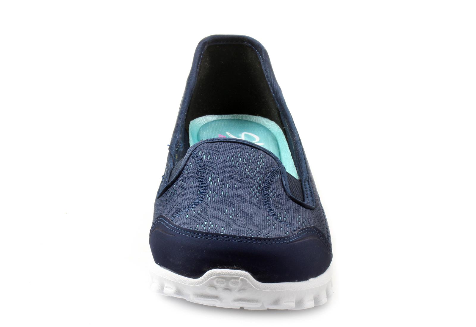 Dardos factor Frustración  Skechers Slip-on - This Kiss - 22667-NVAQ - Office Shoes Magyarország