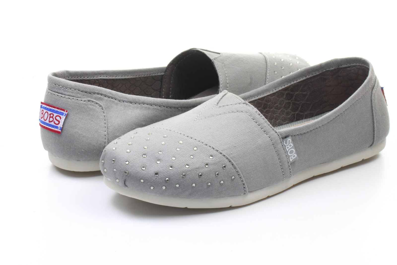 Black And White Bobs Shoes