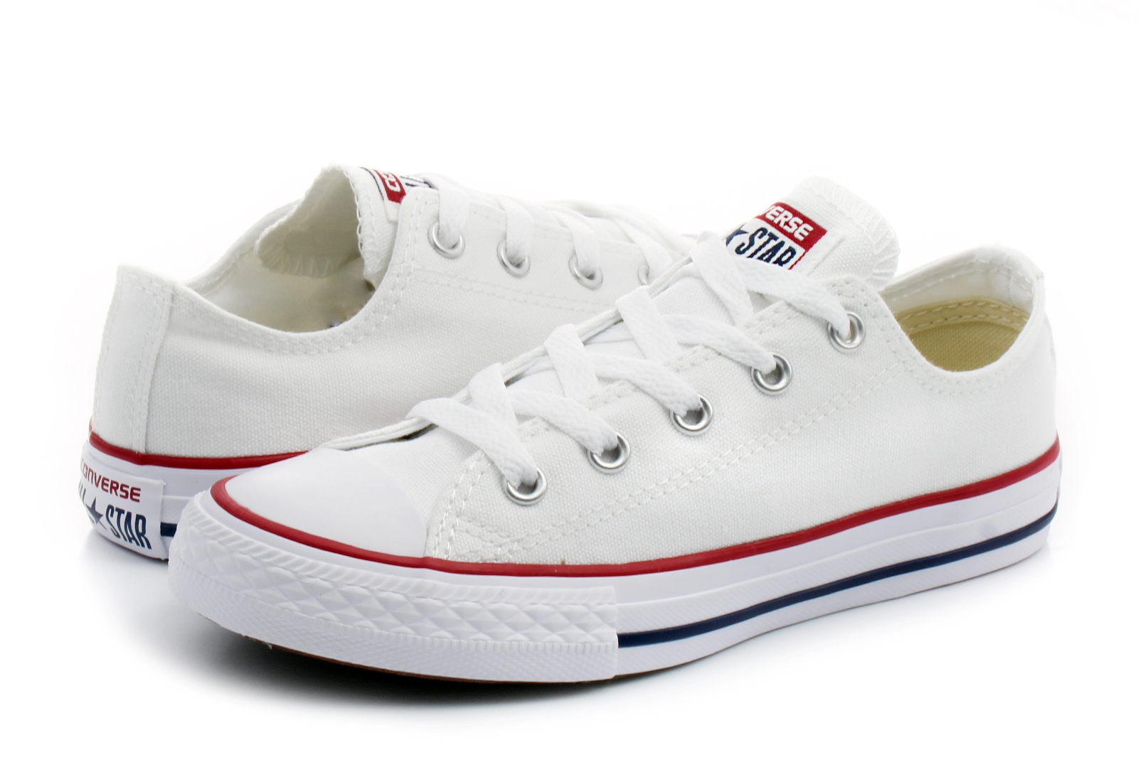 5b0bf78139 Converse Sneakers - Ct As Kids Core Ox - 3J256C - Online shop for ...