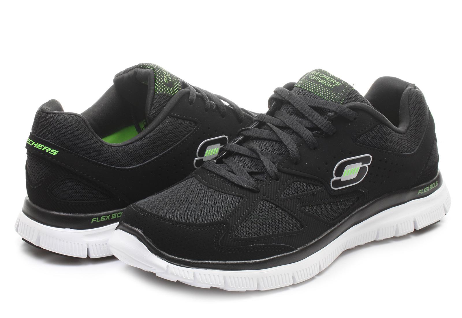 Skechers Shoes - Master Plan - 51252-BKW - Online shop for ... b537bdc7bc2