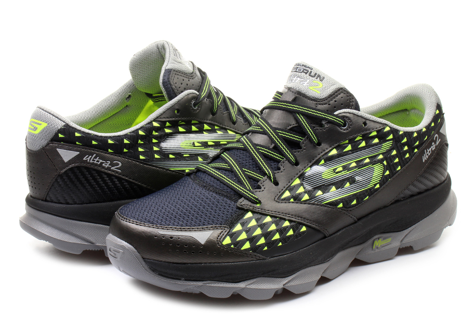 Skechers Shoes Go Run Ultra 2 53918 BKLM Online shop for sneakers, shoes and boots