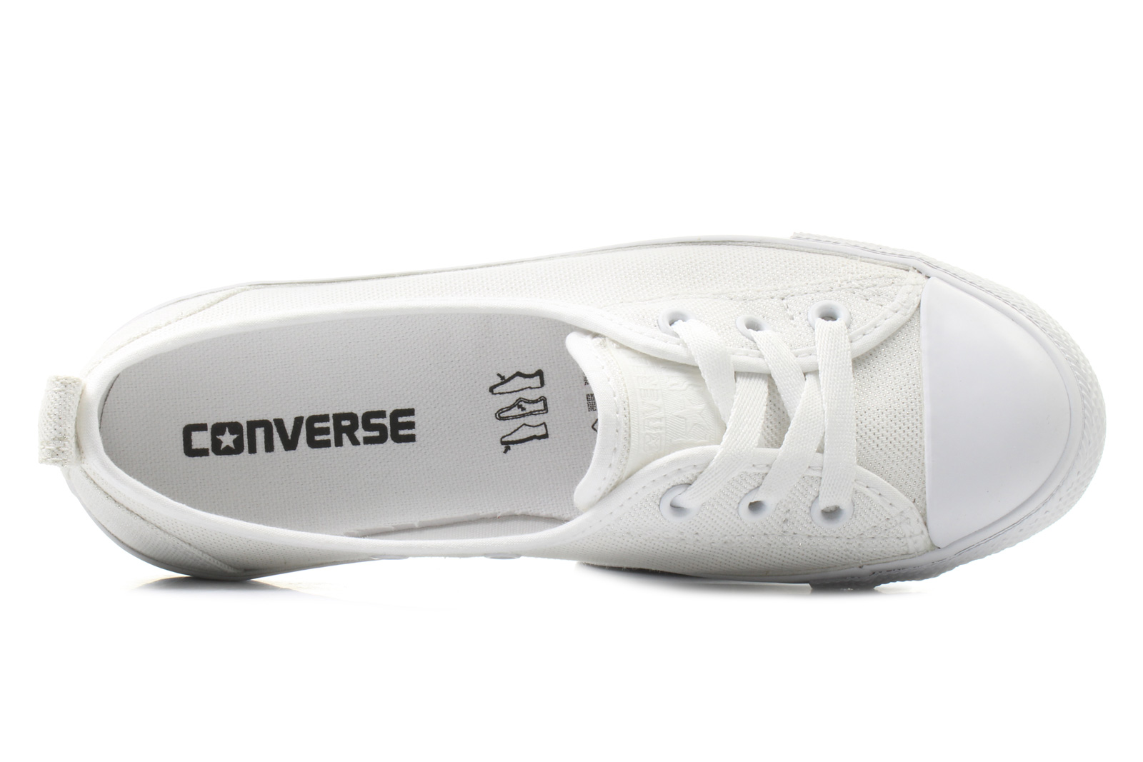 Converse Tenisky - Chuck Taylor All Star Ballet Lace ... 9a611cb4883