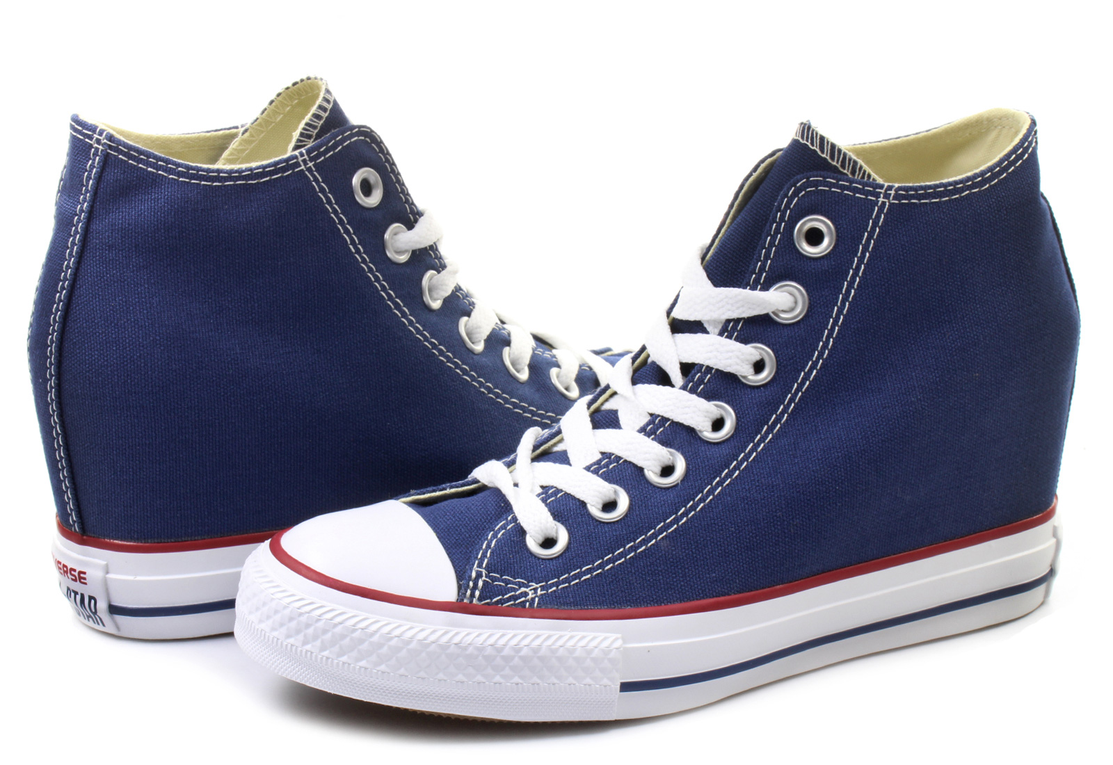 85810b6ce768 Converse Sneakers - Chuck Taylor All Star Lux Hi - 547199c - Online ...