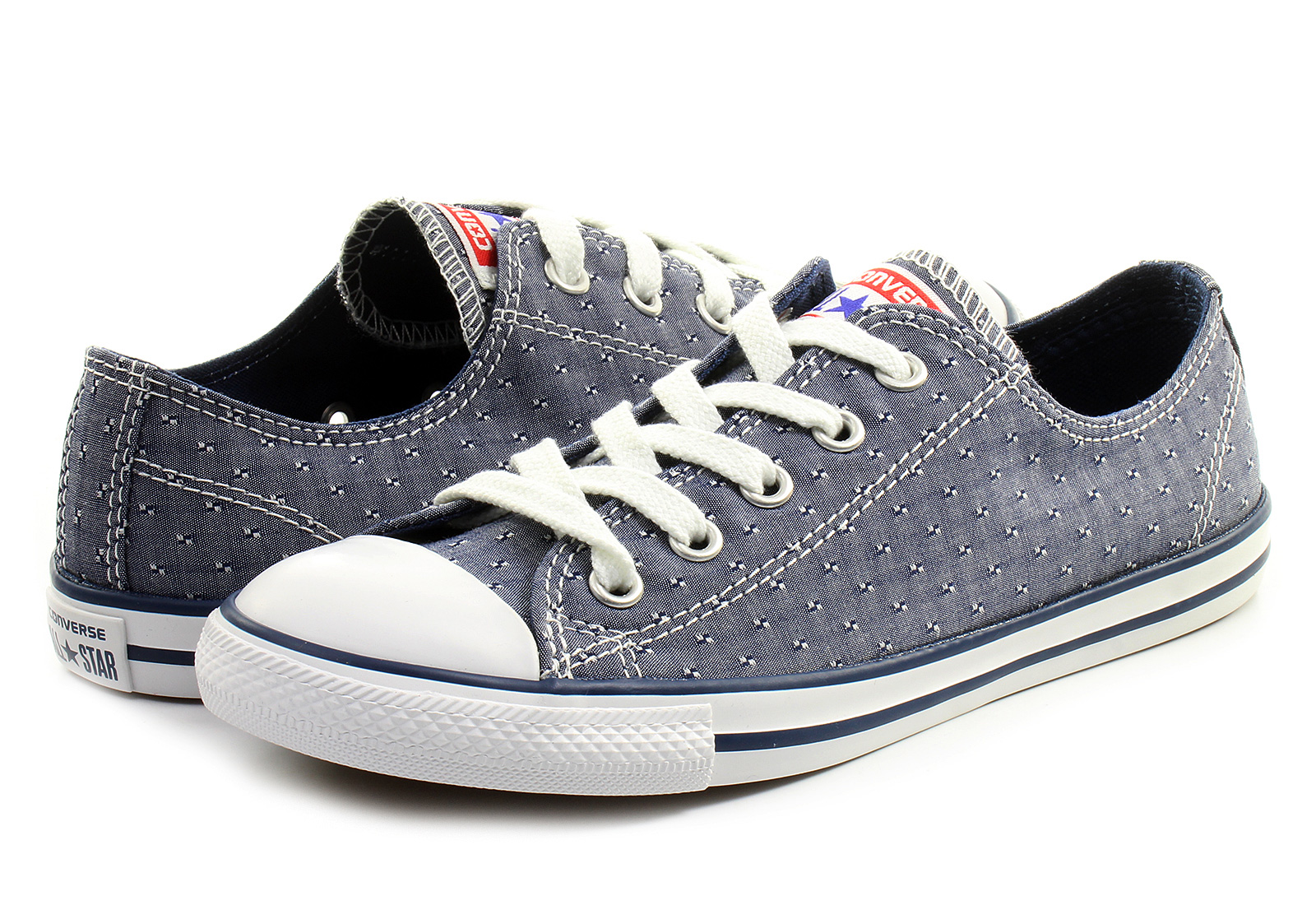 Converse Sneakers - Chuck Taylor All Star Dainty Ox - 547310C ... 62333f11ea