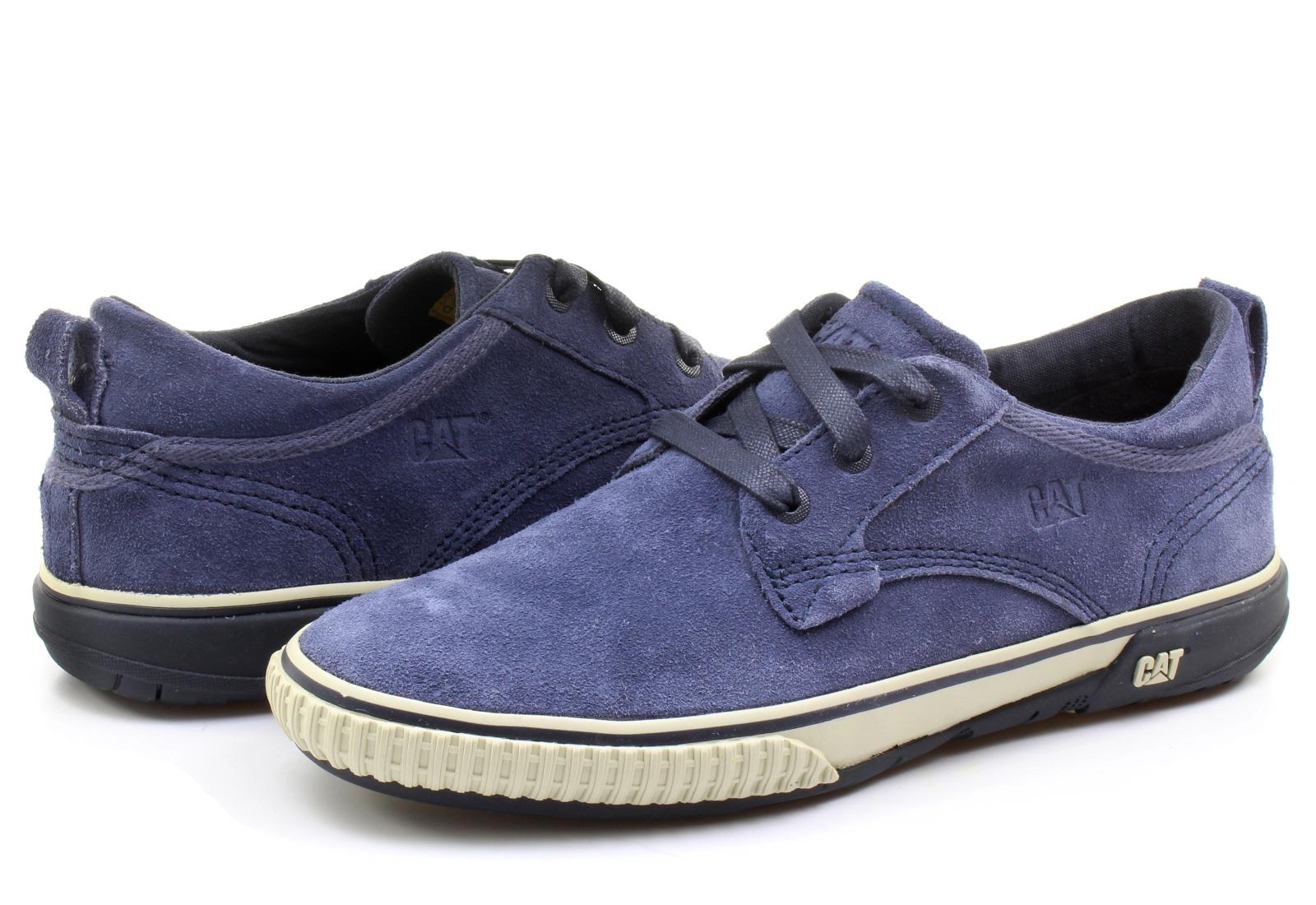 Cat Cipő - Prestige - 718367-sea - Office Shoes Magyarország d6ef40033e