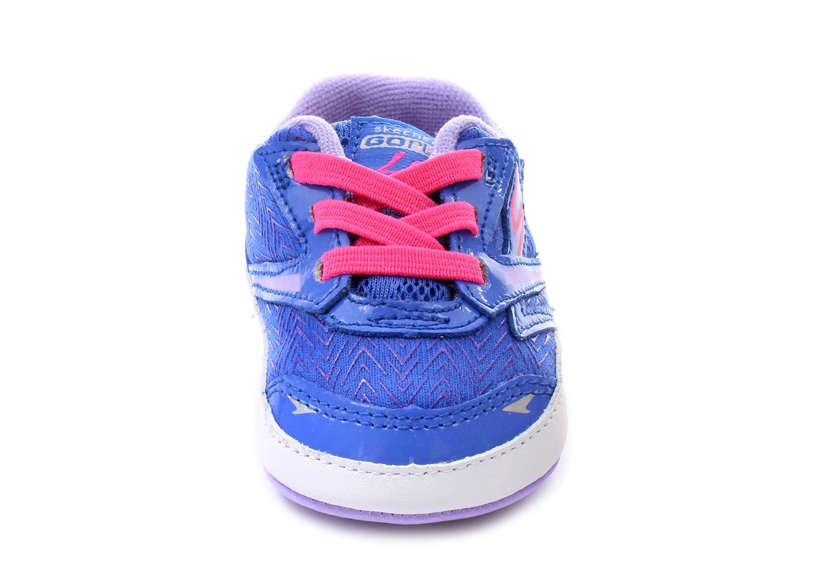 Skechers Shoes Baby Go Run 4 N BLPK line shop