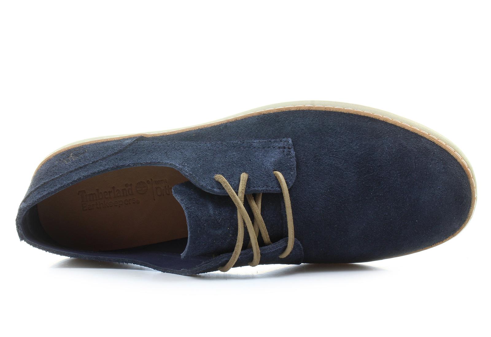 b570fa59489 Timberland Nízké boty - Hudston Plain Toe - 9267B-nvyTenisky