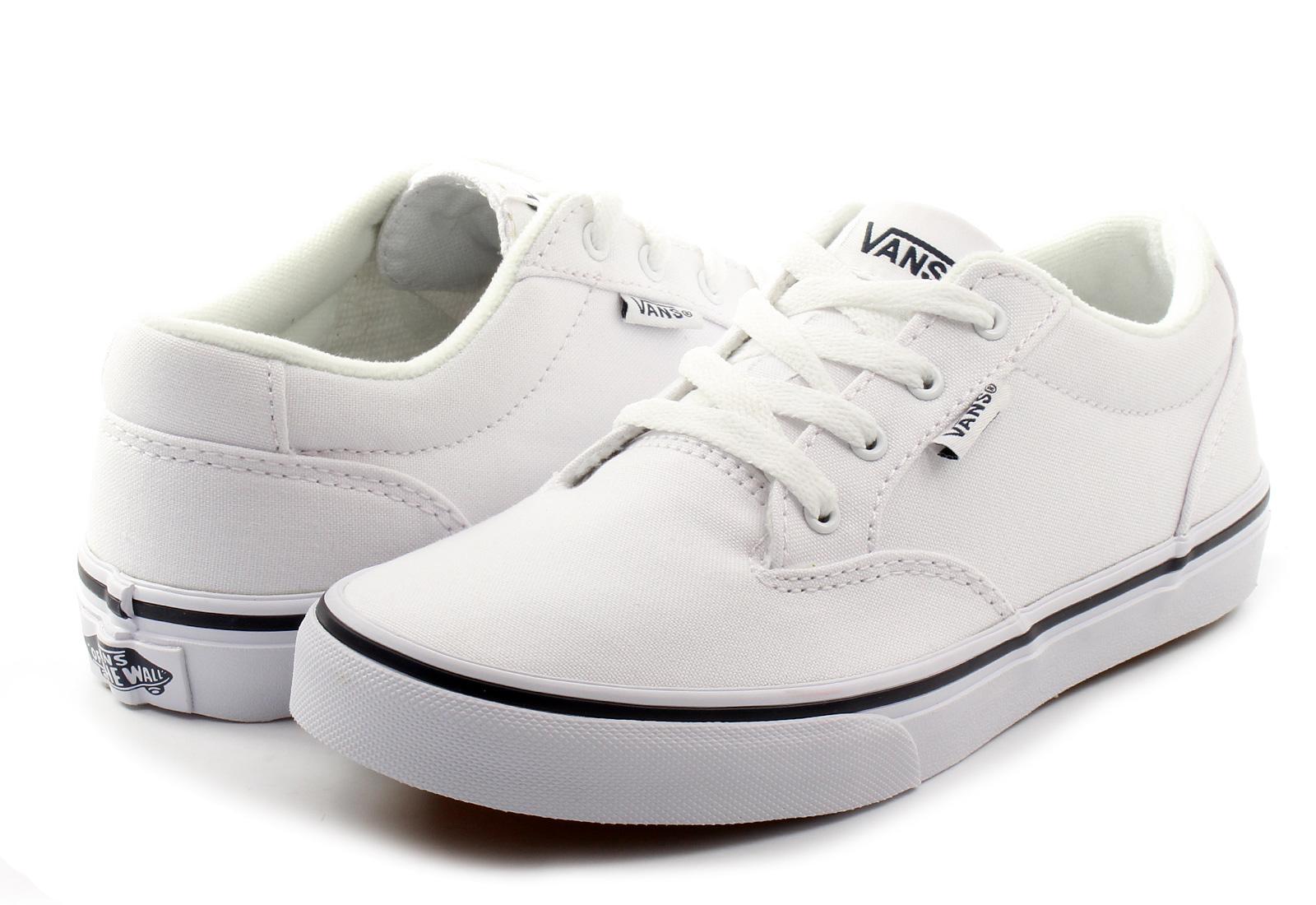 Vans Tornacipő - Winston - VVO41XE - Office Shoes Magyarország 24584b1783