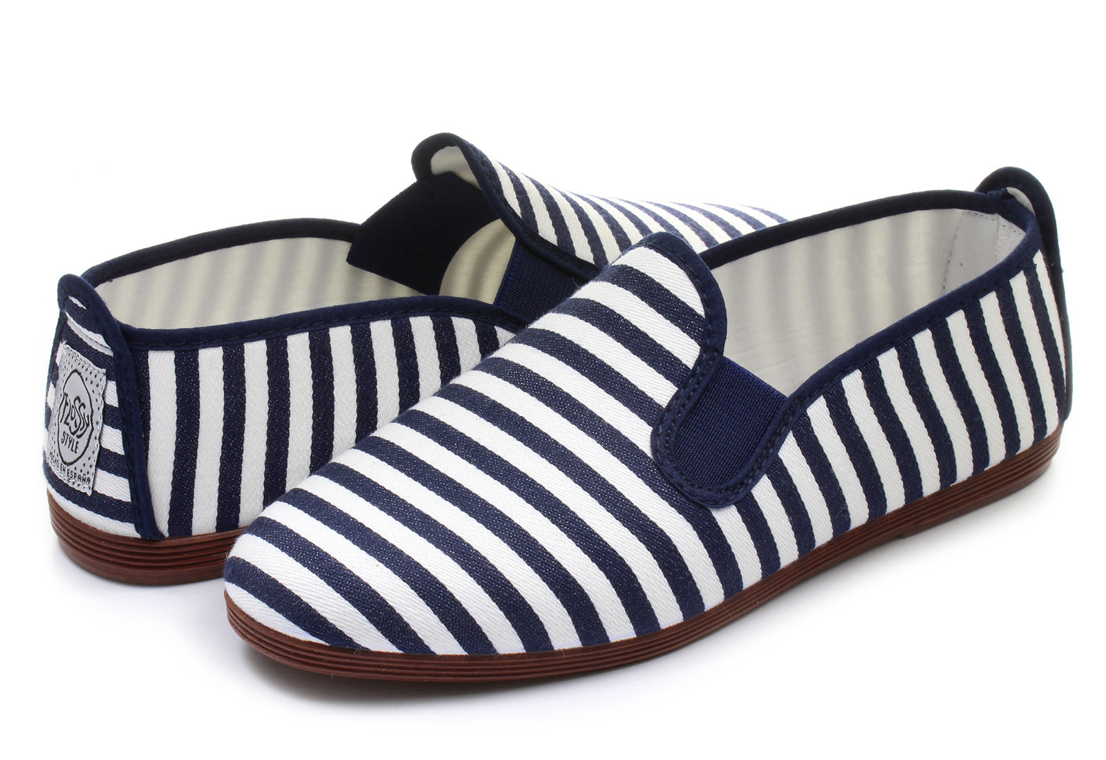 aeba6ef8101976 Flossy Shoes - Corella - WOM-COR-NVY - Online shop for sneakers ...