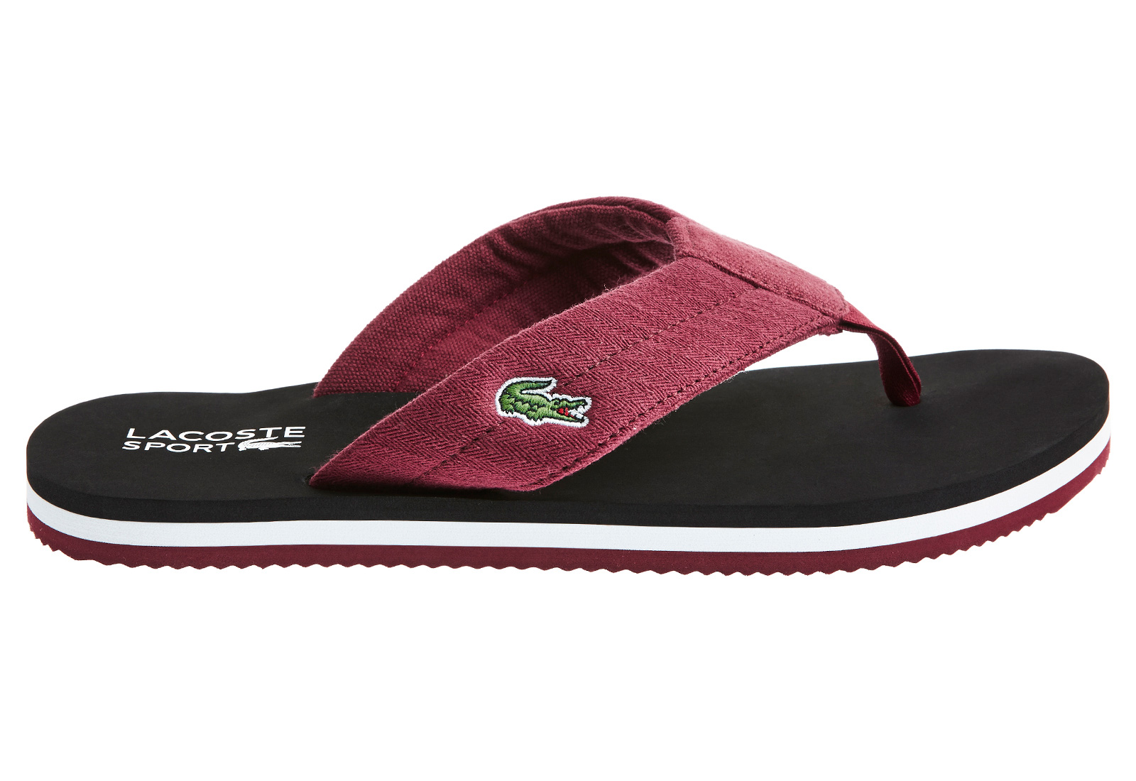 3ed404be9 Lacoste Slippers - Randle Tbr - zx-spm0041dr6 - Online shop for ...